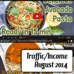 Traffic Report August 2014