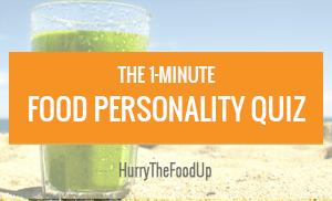 Food Personality Test   hurrythefoodup.com