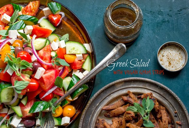 greek-tofu-salad-quick-vegetarian-and-vegan-high-protein-salad-recipes