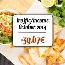Income and Traffic Report October 2014 | hurrythefoodup.com