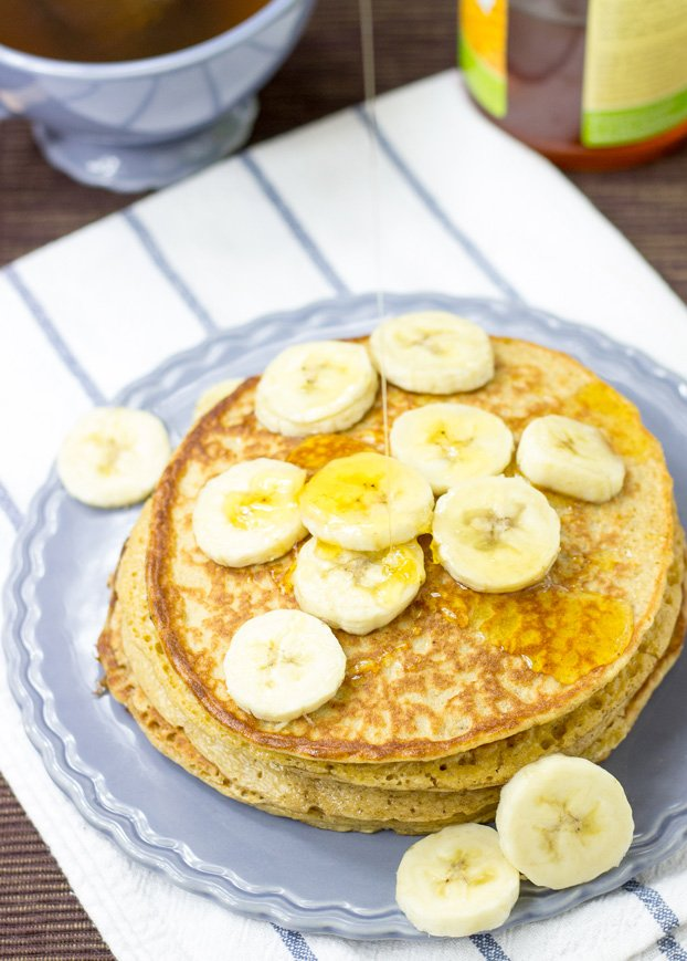 Cottage Cheese Pancakes. 37.5g Of Natural Protein. Youu0027re Welcome  #vegetarian