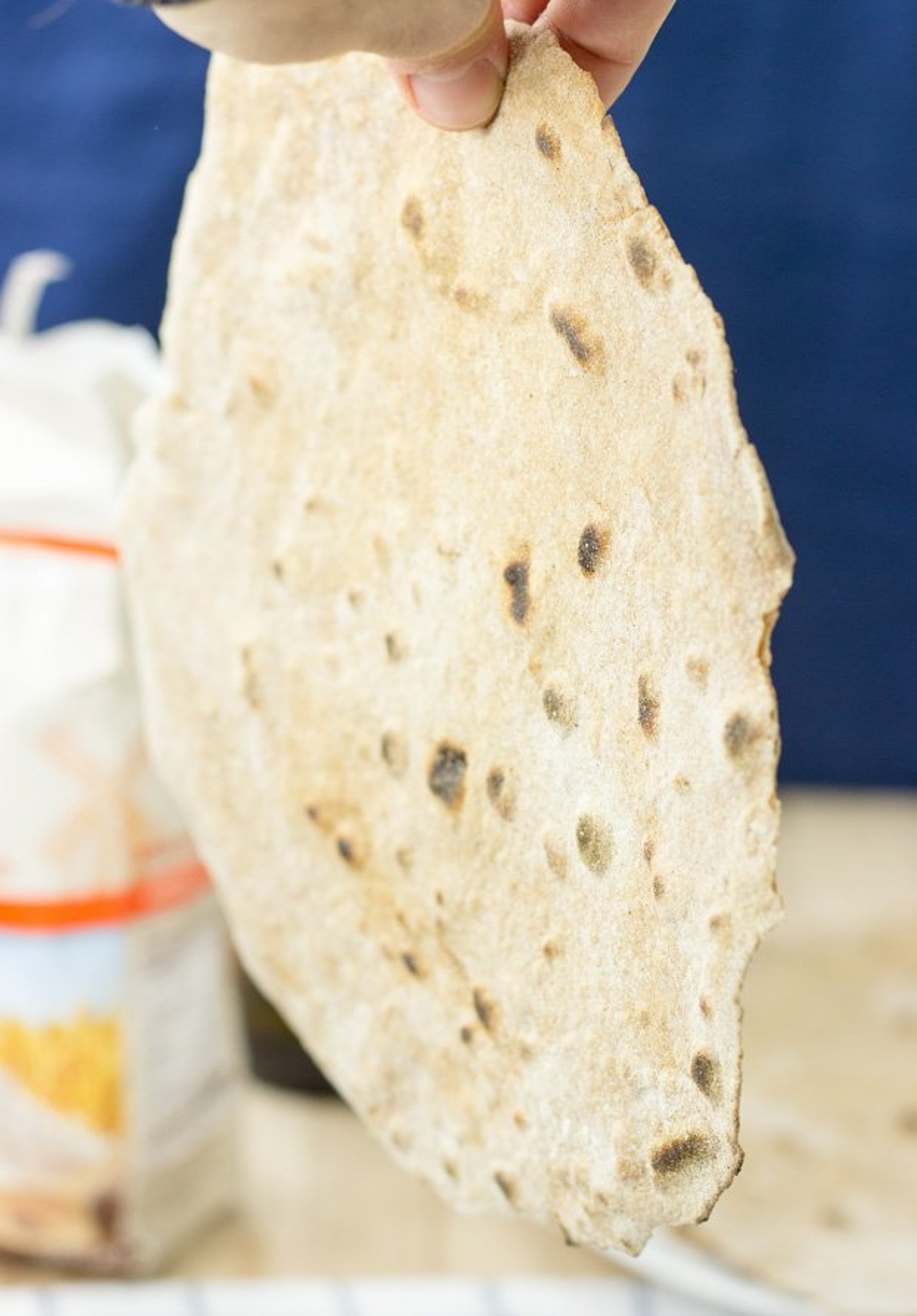 How To Make The Best Flour Tortillas #vegetarian #homemade | hurrythefoodup.com