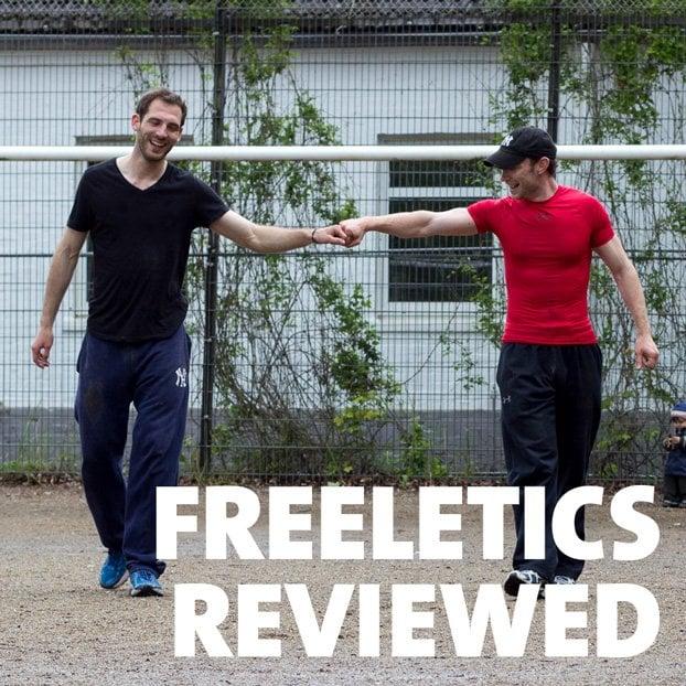 Freelectics Review | HurryTheFoodUp.com