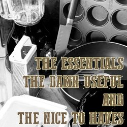 Kitchen Essentials Equipment List #kitchen #essentials | hurrythefoodup.com