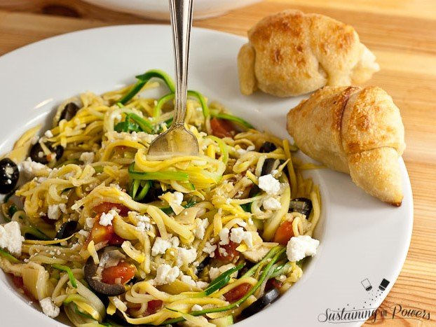 15 Best Zucchini Noodle Recipes