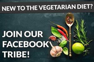 Facebook Veggie Group, Going Vegetarian | hurrythefoodup.com