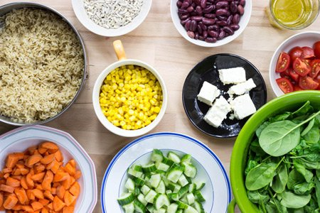 60+ resources to get you started on a vegetarian diet #vegetarian #vegan | hurrythefoodup.com