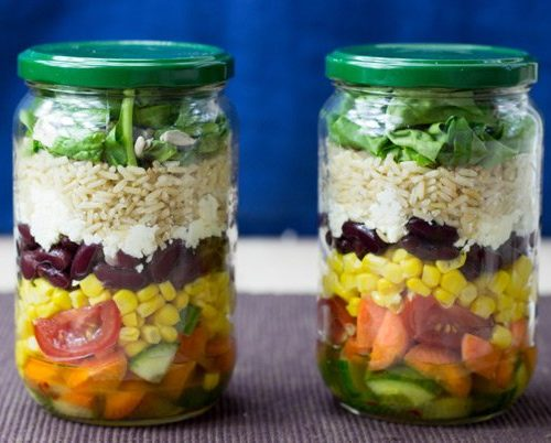How To Pack A Salad In A Jar 21 Stunning Recipes