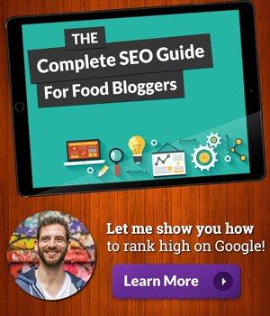 SEO for food bloggers | hurrythefoodup.com