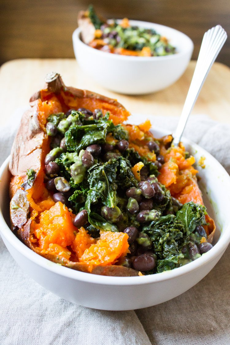 18 Baked Sweet Potato Recipes | Proper Lush! | Hurry The ...