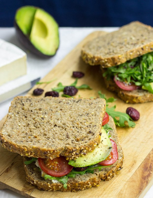 The Ultimate Avocado Sandwich An Unbeatable Lunch Hurry The Food Up