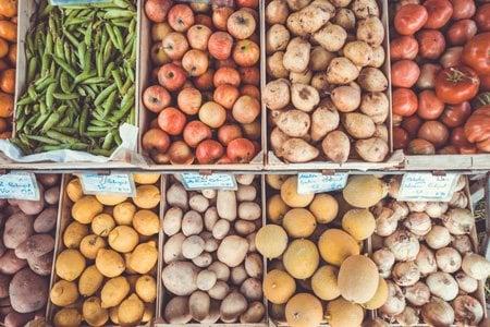 Dieta vegetariana per la perdita di peso - Prendi il nostro piano pasto gratuito! | hurrythefoodup.com