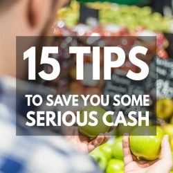 Vegetarian on a Budget - 15 Ways to Save You Some Serious Cash | hurrythefoodup.com