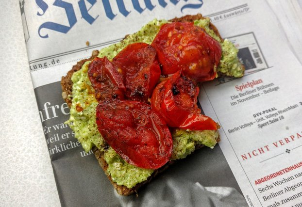 Dazzling Avocado Toast Recipes - No. 3 and 7 are a Must! | hurrythefoodup.com