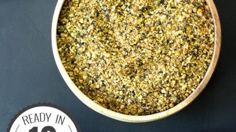 How to Make Authentic Dukkah in Four Easy Steps