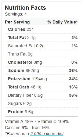 Damn Delicious Vegan Potato Salad - No Oil, No Mayo   hurrythefoodup.com
