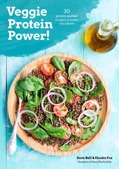 vegetarian high protein eBook cover