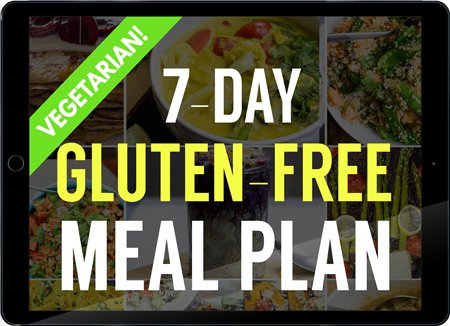 7 Day Gluten Free Meal Plan ipad version| hurrythefoodup.com