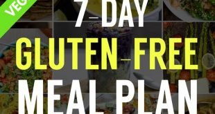 7 Day Gluten Free Meal Plan Thumbnail | hurrythefoodup.com