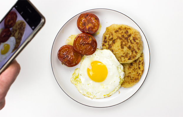Potato Farls | An Authentic Irish Breakfast - potato farls ready to serve #potato bread #potato farls | hurrythefoodup.com