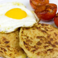Potato Farls | An Authentic Irish Breakfast - potato farls serving inspiration #breakfast #irish | hurrythefoodup.com