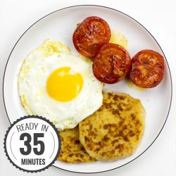 Potato Farls | An Authentic Irish Breakfast | hurrythefoodup.com