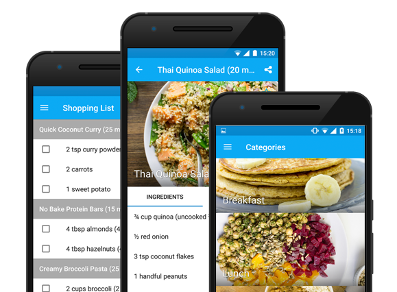 Easy vegetarian app hurry the food up enjoy forumfinder Choice Image