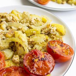 Vegan Breakfast Potatoes - Break the Fast - enjoy our delicious recipe #breakfast #potato | hurrythefoodup.com