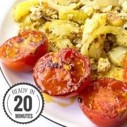 Vegan Breakfast Potatoes - Break the Fast | hurrythefoodup.com