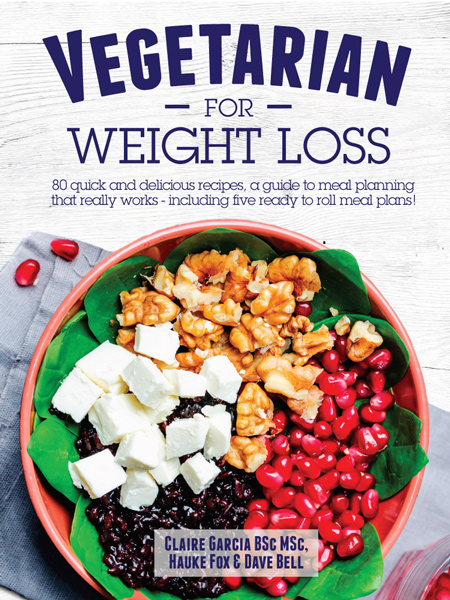 Vegetarian For Weight Loss eBook