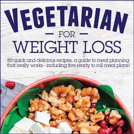 Vegetarian For Weight Loss product image