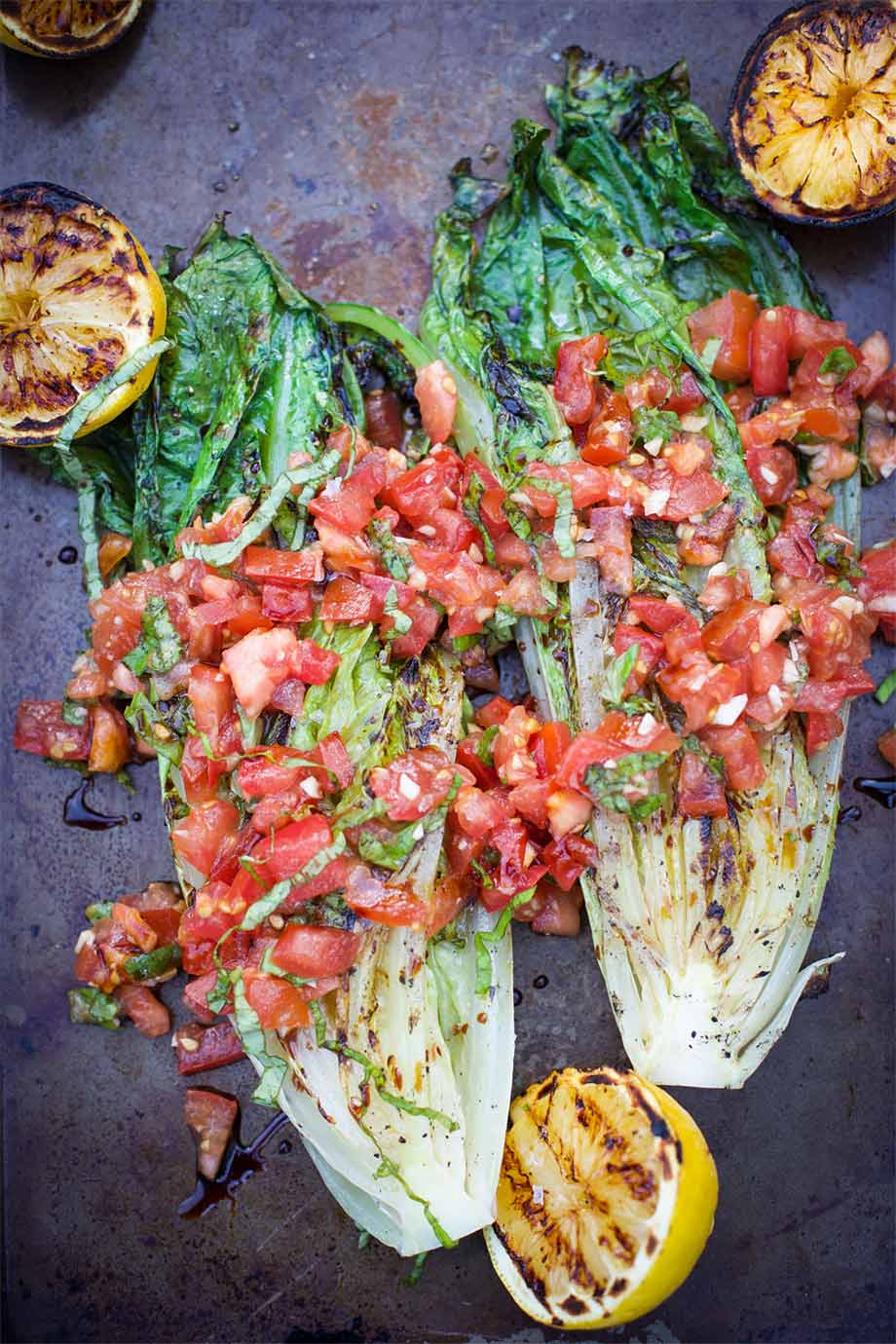 20 Off the Chart Vegetarian BBQ Ideas - grilling done right | hurrythefoodup.com