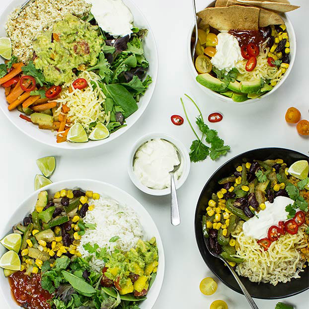 How to make a burrito bowl – the ultimate guide + 5 surefire winners | hurrythefoodup.com