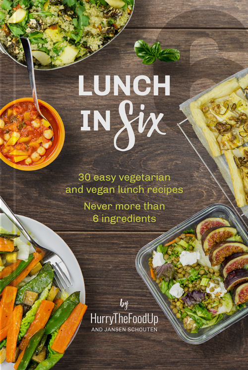 30 Vegetarian Lunch Recipes