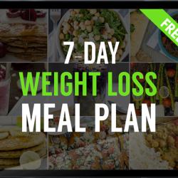 Free Vegetarian Weight Loss Meal Plan