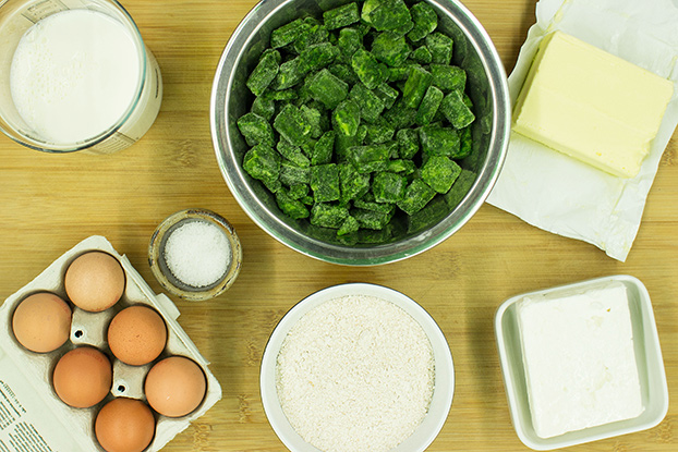Pancakes ingredients #eggs #milk | hurrythefoodup.com
