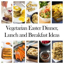 Easter Dinner, Lunch and Breakfast Ideas – Tasty and Stress-free | hurrythefoodup.com