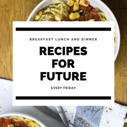 recipes for future 2