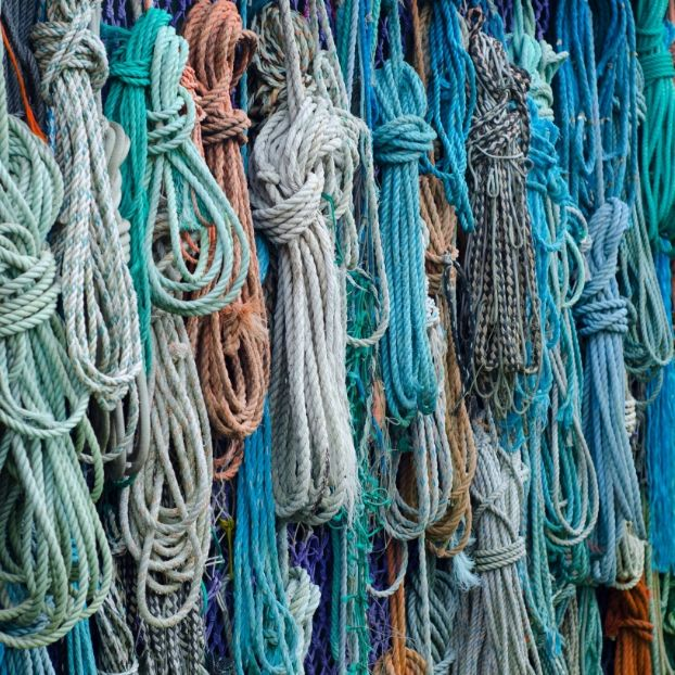 Ropes on a fishing ship, recipes for future #10