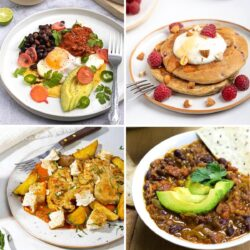 30 vegetarian weight loss recipes