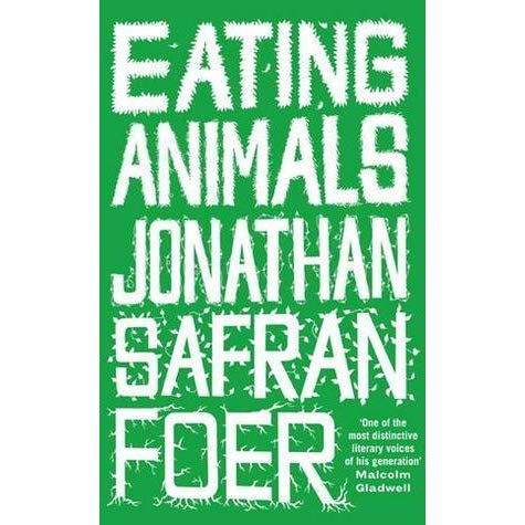 Eating Animal Book