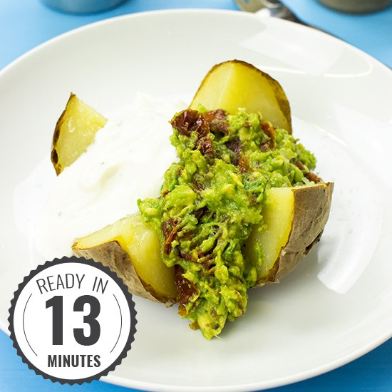 The Aussie Baked Potato Recipe | hurrythefoodup.com