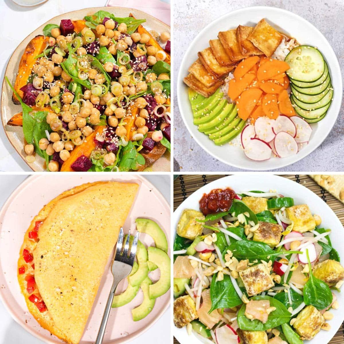 Vegetarian Low FODMAP Recipes - Top 10 | hurrythefoodup.com