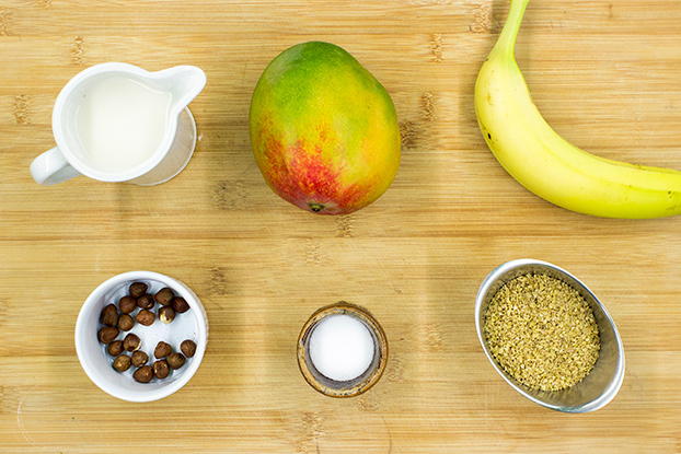 ingredients #banana #bulgur | hurrythefoodup.com