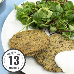 Lentil Patties – How Humanity was Saved | hurrythefoodup.com
