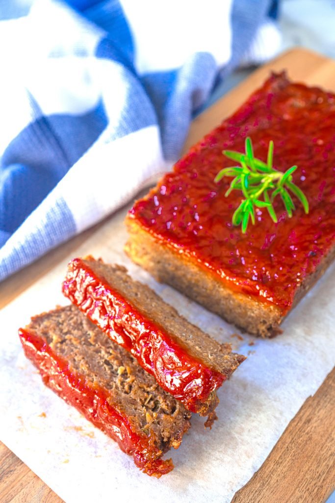 45 most popular vegan dinners – Classic Homestyle Vegan Meatloaf | Hurry The Food Up