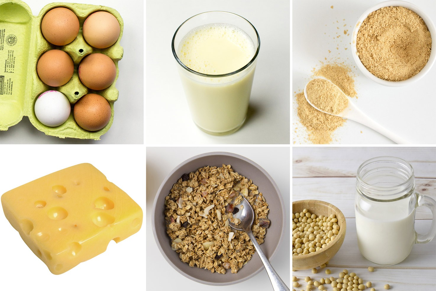 Vegetarian sources of B12: egges, soy milk, cheese, fortified cereals, milk| hurrythefoodup.com