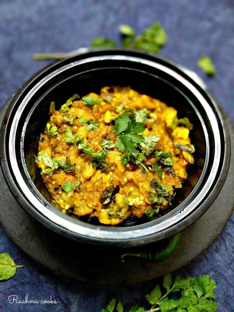 55 Vegetarian Indian Recipes – Baingan Bharta Recipe | Stove | Hurry The Food Up