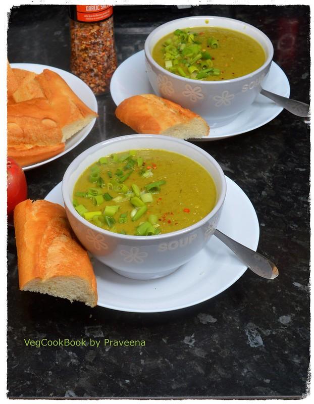40 Vegan Broccoli Recipes – Plant-based plants - Broccoli & Corn Vegan Soup | Hurry The Food Up