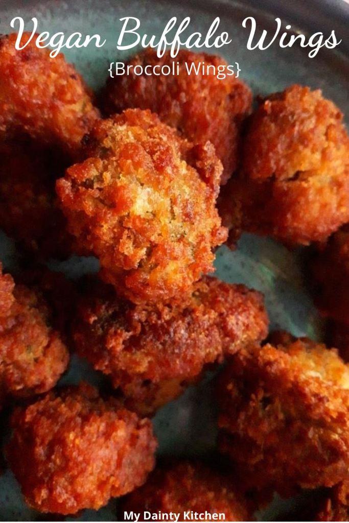 40 Vegan Broccoli Recipes – Plant-based plants - Vegan Buffalo Broccoli Wings | Hurry The Food Up
